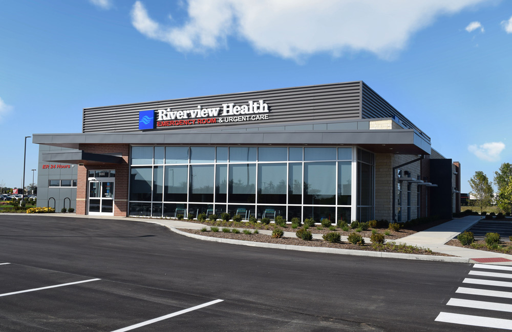 Riverview Health Emergency Room & Urgent Care